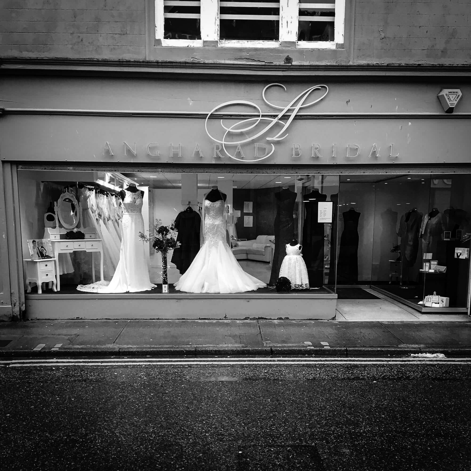 Bridal Shop Moray Scotland